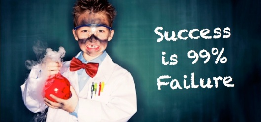 Success is 99% Failure.001