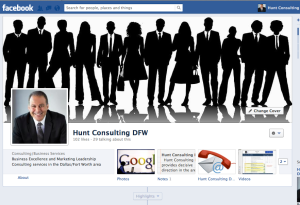 Hunt Consulting Facebook page